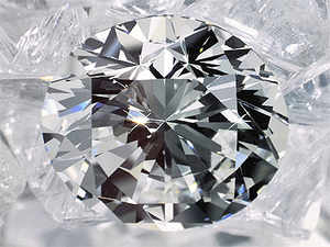 Jewellers don't buy this argument, saying that a drop in polished diamond prices is likely to boost demand among India's youth who aspire to flaunt a diamond.