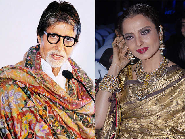 The two have starred together in films like 'Silsila', 'Mr Natwarlal', 'Muqaddar Ka Sikandar' and Big B, who will be next seen in R Balki's 'Shamitabh', said the director wants to make a movie with him and Rekha.