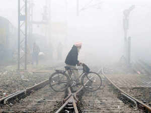 Pollution to be blamed for cold wave in North India - The