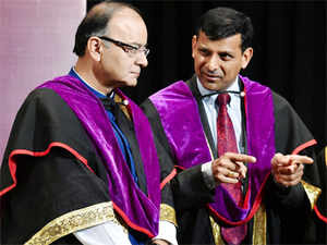 While the budget is being anticipated as the government's big-bang announcement of reforms, Rajan has said interest rate cuts may come early this year.