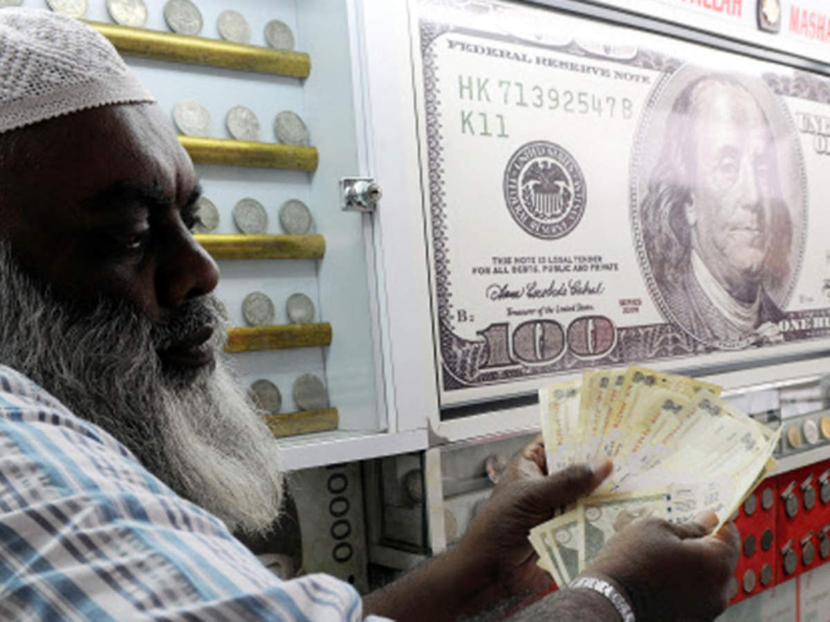Rupee gains for second straight week on dollar selling by