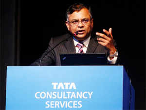 """We do it every year. Involuntary attrition at TCS has been about 1 per cent every year in that range and this year, it is no different,"" Chandrasekaran said."