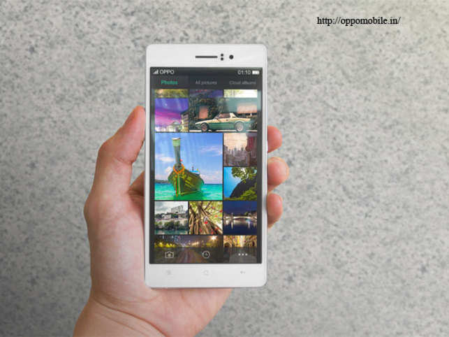 The 4G-enabled OPPO R5 smartphone, priced at Rs 29,990, is now available at retail stores, the Chinese company said.