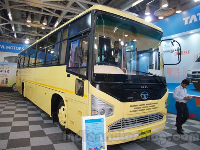 Bus Body Building Code India