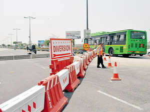 The increase in toll rates for the 165-km-long expressway from Greater Noida to Agra was made effective from today, said P C Gupta.