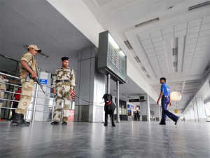 """We have special drills on at 59 airports across the country wherein we check the readiness of the security staff,"" said Hemendra Singh, chief of public relations at the Central Industrial Security Force (CISF)."