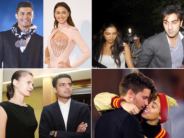 Cristiano Ronaldo & Irina Shayk split after five years because Shayk skipped his mom's 60th birthday bash. Here are more such cases.
