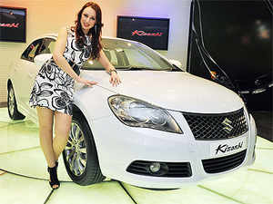 The company had posted a net profit ofRs681.15crorein the same period last fiscal,MarutiSuzuki India said in a statement.