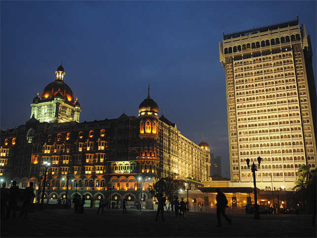 The business group takes staff back in history by organising Bombay Heritage Walks every week in an effort to reacquaint them with the company's storied links to the city.