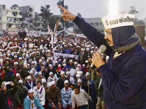 In the 49 days when AAP was in power, the lifeline water scheme benefitted only a small segment of people.