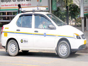 According to three people directly involved in the negotiations, Olacabs, backed by Japan's SoftBank, will pay cash and offer stock.