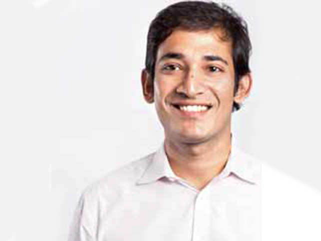 """Of his early career stint with Zuckerberg at Facebook, Agarwal, VP, engineering, Dropbox, says, """"Our aim was to build and build""""."""