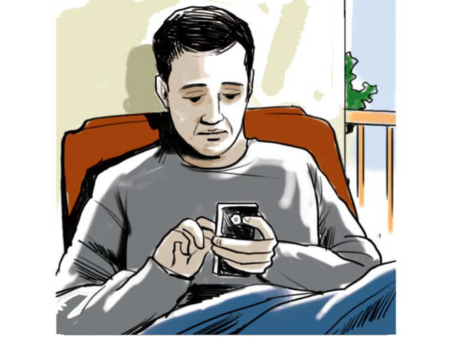"""""""Among mental health patients, we found that texting was the most popular feature used and downloading apps was the least popular,"""" said Kelly Caine."""