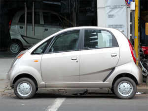 Tata Motors, which is seeing revival in domestic sales with the launch of Zest and Bolt, has seen sales of Nano drop in the last fiscal.