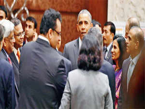 A look into 3 Indian-American entrepreneurs, Rakesh Mathur, Shelly Kapoor Collins & Reggie Aggarwal see big opportunities in India in the wake of Obama's visit.