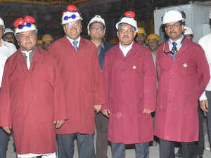 SAIL has decided to ramp up capacity of Rourkela Steel Plant (RSP) to 10.8 million tonne (mt) by 2025 from the present 4.5 mt, says Narendra Singh Tomar.