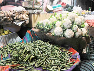 Most of the vegetables showed relatively higher pesticide residue detection in rainy season followed by summer and winter seasons, it said.