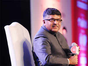 The Centre is ready to use satellites, balloons or drones to fast-forward digital connectivity in India's rural and remote areas, telecom minister Ravi Shankar Prasad said.