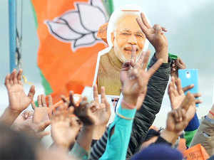 Congress alleged that BJP has been diverting a huge amount of money from staterun Gujarat State Petroleum Corporation for the party's pre-poll 'PR exercise' in Delhi.