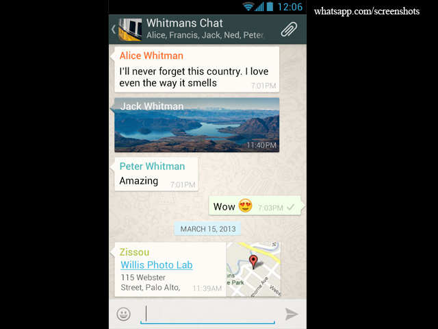 7 must-know WhatsApp tips - Block WhatsApp photos | The Economic Times