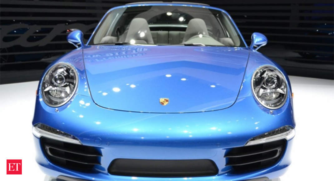 Price Porsche 911 Targa Launched In India At Rs 1 59 Crore The Economic Times