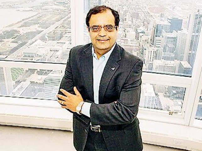 The incredible journey of Sanjay Shah, who recently bought the most expensive apartment in the Windy City, USA.