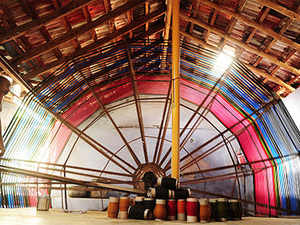 The sector has been mainly affected by sudden drop in the yarn exports from April 2014 owing to reduced demand from China and also GSP.