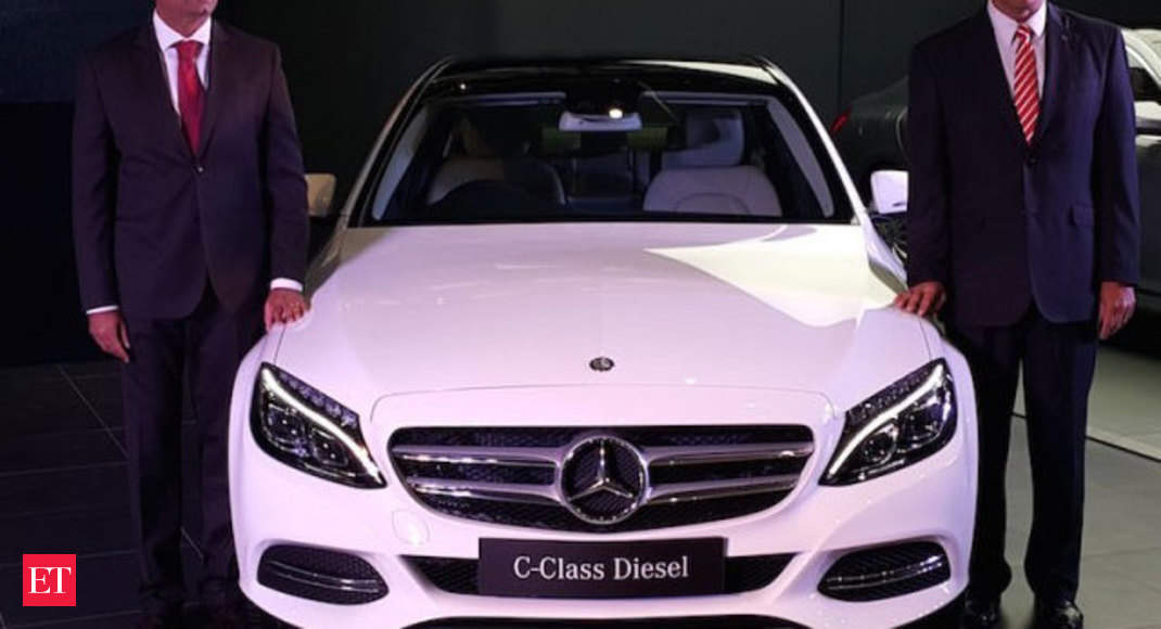 Mercedes C Class diesel C220 CDI launched in India