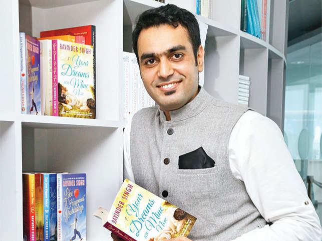 ravinder singh books online reading