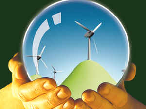 """""""We are looking at embedding roof top power, off-grid power in new buildings & embedding green energy features in building codes,"""" Goyal said."""