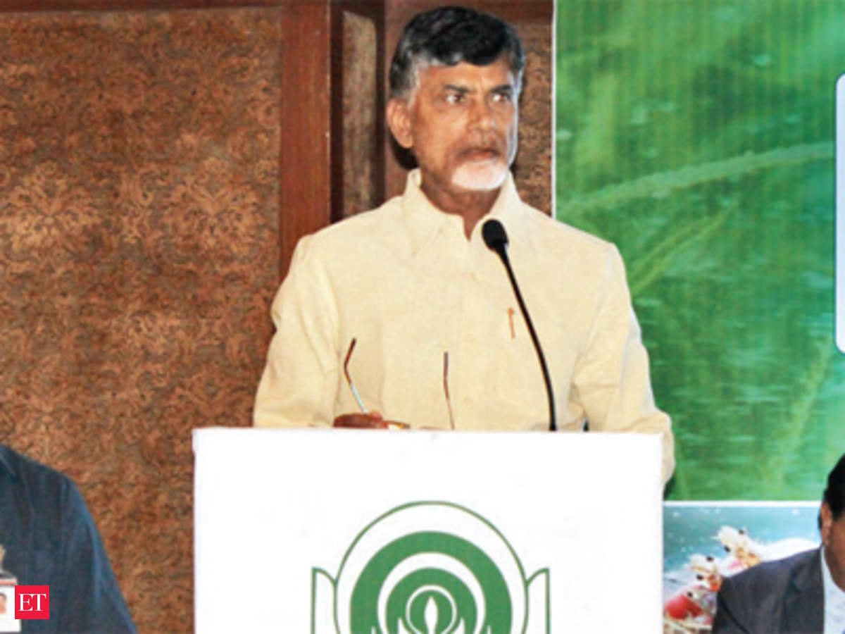 A day in the life of Andhra Pradesh CM Chandrababu Naidu and the challenges  he faces - The Economic Times