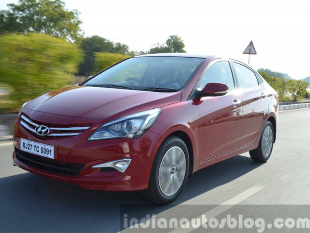Engine and Gearbox: - Hyundai Verna facelift petrol: Review