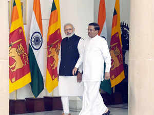 Modi said India was Sri Lanka's closest neighbour and friend and the goodwill and support of the people of India will always be with it.