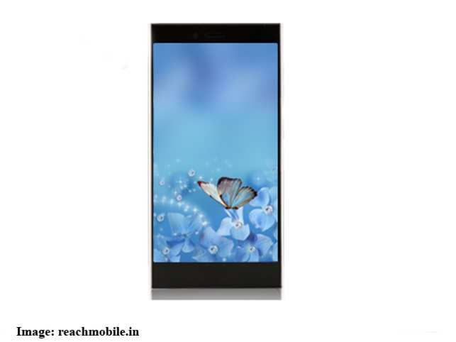 Reach Mobile launches HD smartphones - The Economic Times