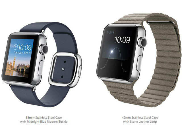 Wait for Apple watch? - Review: These smartwatches leave the
