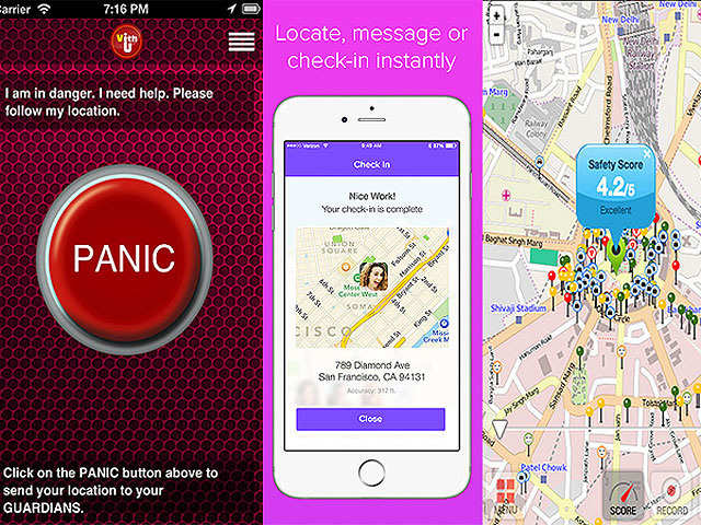 Family Locator - Life 360 - Use these mobile apps for your safety
