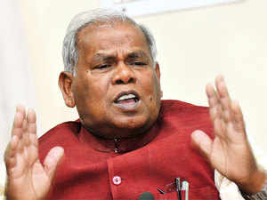 Manjhi, who was speaking at Garib Swabhiman Sammelan here, appealed to the people to request their MLAs to support him
