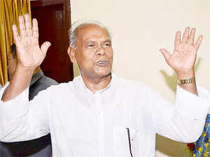 State legislative assembly sources said since Manjhi has been expelled from JD(U), he will be the sole occupant of the treasury benches.