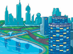"""""""Each port will construct one smart city. We are trying to do this. Each city will be built with an expenditure of about Rs 3,000-4,000 cr,""""Gadkari said."""