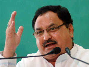 Health Minister J P Nadda today warned the people to be careful about the swine flu virus but said there was no need for panic.