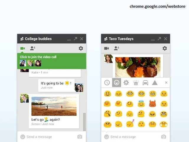 6  Unlisted emojis - 7 Google Hangouts tricks you should