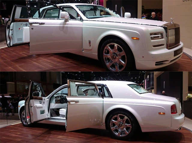 Rolls Royce Serenity may have the most luxurious interior - Rolls ...