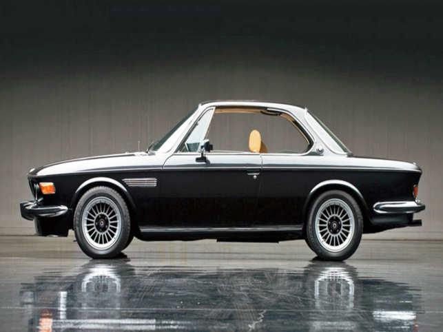 Improbable. Bmw vintage car are definitely