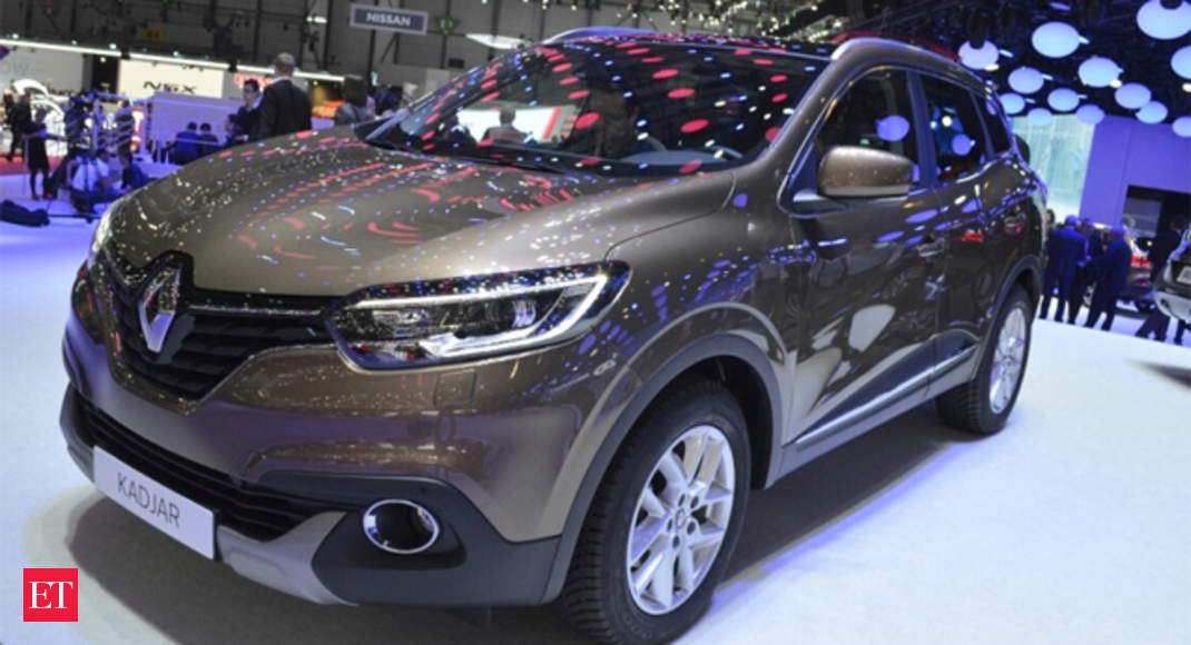 Renault Kadjar Crossover Unveiled At Geneva Motor Show Renault Kadjar Crossover Unveiled At Geneva Motor Show The Economic Times