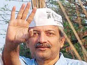 "AAP Maharashtra functionary Mayank Gandhi accused a ""small group of party decision-makers"" of targeting him for ""upholding transparency"" in the party."