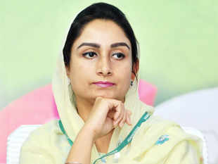 """""""We are evaluating the proposals for allocations of food parks. Very soon we will announce about it,"""" food processing minister Harsimrat Kaur Badal said."""