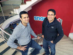 The deal will give Snapdeal engineering capabilities in Bengaluru as it battles Flipkart, as well as help it notch up advertising revenues by selling space on the ecommerce site.
