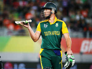DeVilliersonce again proved to be the crucial cog for theProteas, who have endured an unexpectedly wobbly campaign so far.