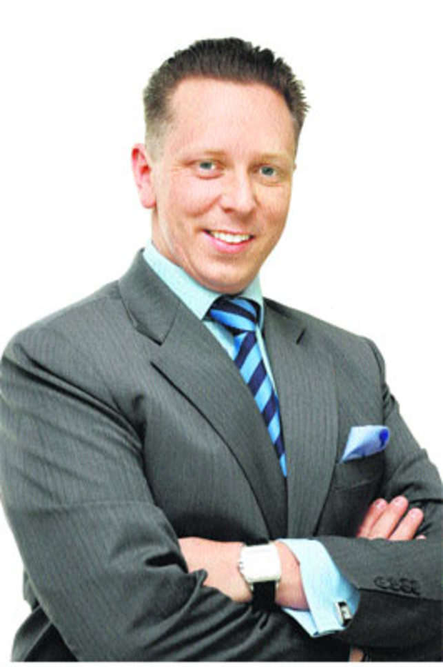 Fredrik Widell, Managing Director, Oriflame India