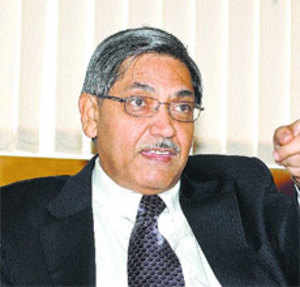 KC Chakrabarty, Chief, PNB